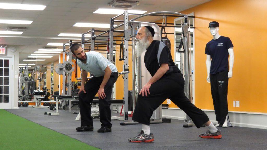 Jewish Exercise