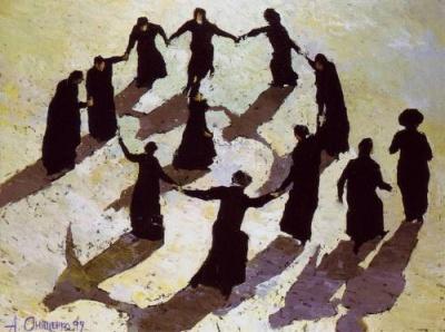 jewish_dance-_by_alexandr_onishenko_1999